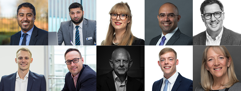 Why professional corporate headshots are good for your business